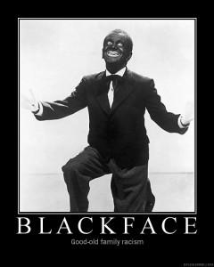 blackface-goodoldfamilyracism