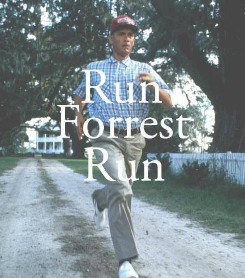 run-forest
