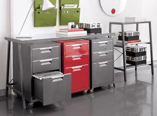 CB2 TPS File Cabinet ($159)