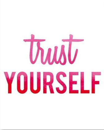 On Confidence: Trust YourVoice